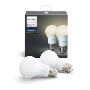 Lot de 6 ampoules connectées Philips Hue E27