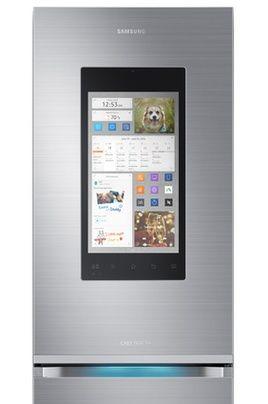 Réfrigérateur/congélateur à écran tactile, connecté, Samsung RB38M7998S4 (via ODR de 250€)