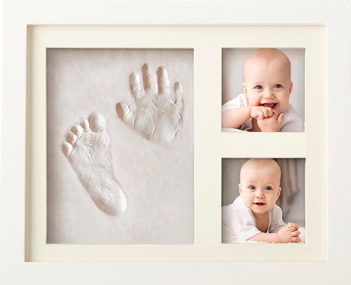 Kit de moulage empreintes de pieds/mains pour bébé (Vendeur tiers)