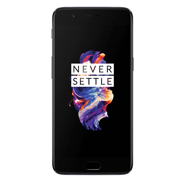 "Smartphone 5.5"" OnePlus 5 - Full HD, Double SIM, Snapdragon 835, RAM 8Go, ROM 128Go (B20/B28)"