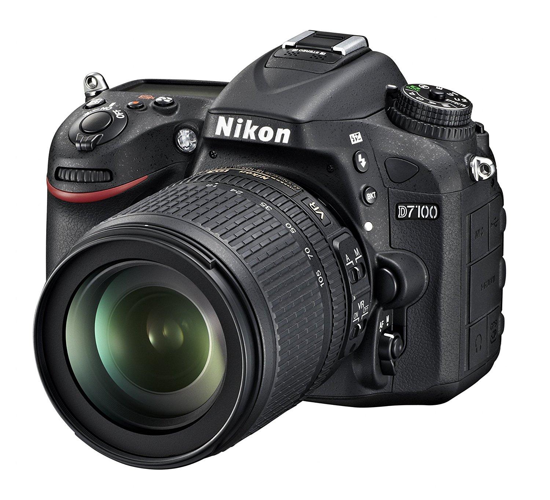 Appareil photo Reflex Nikon D7100 + Objectif Nikkor 18-105mm f/3.5-5.6G ED VR