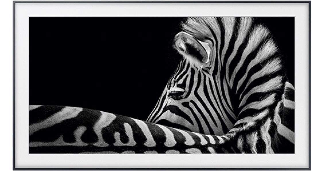 "TV 55"" Samsung The Frame UE-55LS003 - 4K UHD, Active Crystal Color"