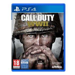 Sélection de jeux PS4 en promo : Ex : Jeu Call of duty WWII sur PS4