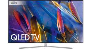 "TV Samsung 49""  QE49Q7F - QLED, 4K UHD, HDR, Smart TV"