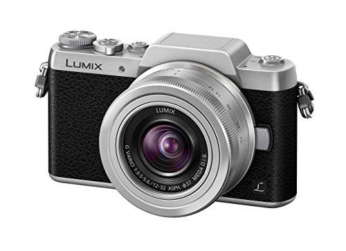 Appareil photo numérique hybride Panasonic Lumix DMC-GF7 (16.84 Mpix, noir) + objectif 12-32 mm
