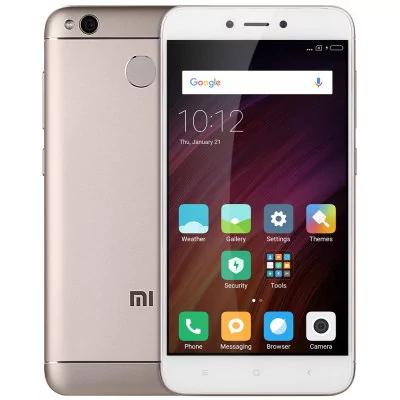 """Smartphone 5"""" Xiaomi Redmi 4X - SnapDragon 435, 2 Go de RAM, 16 Go, or (entrepôt Europe)"""