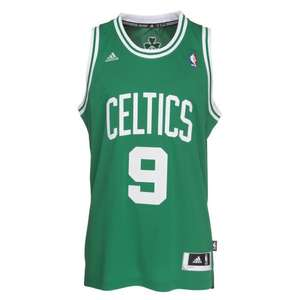 Maillot Adidas NBA Celtics Rondo (Taille XS, S, L)