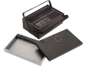 Barbecue charbon Cook'in Garden Quick N Go