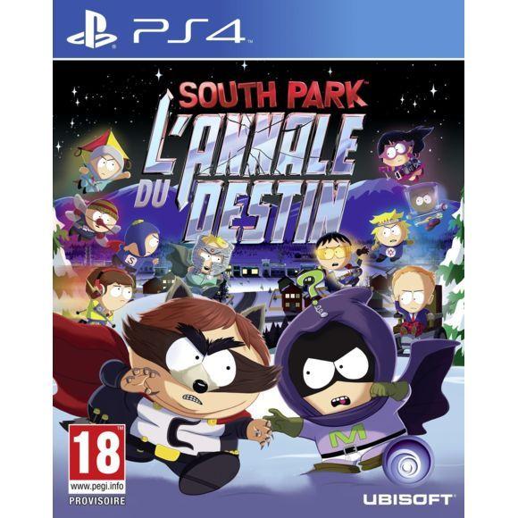 South Park: L'Annale du Destin sur PS4