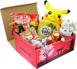 Box de goodies NihonBox