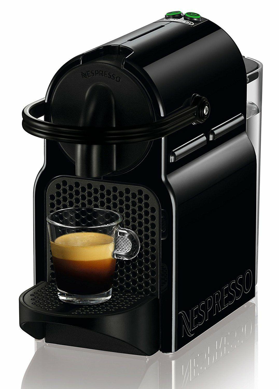 Cafetière automatique DeLonghi Nespresso Inissia EN 80.B - Noir