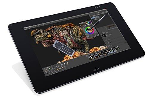 """Tablette Graphique 27"""" Wacom Cintiq 27QHD Touch - Noir"""