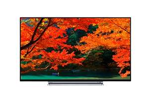 "TV 43"" Toshiba 43U5766DB - LED, 4K Ultra HD, Smart TV"