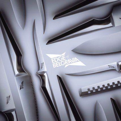 30% de réduction sur les couteaux Edge of Belgravia (hors gamme Kuroi Hana)
