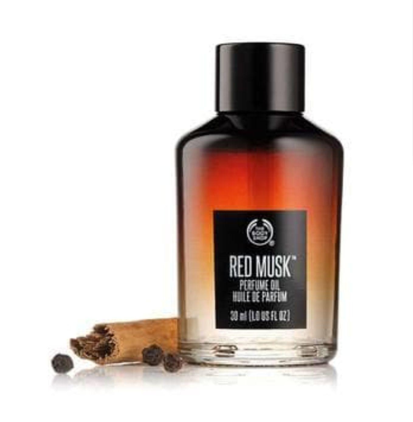 Huile De Parfum Red Musk - 30 ml