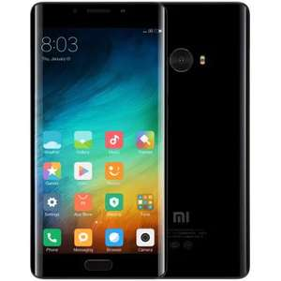 "Smartphone 5.7"" Xiaomi Mi Note 2 (Global) Noir - Full HD, Snapdragon 821, RAM 6 Go, ROM 128 Go (B20/B28)"