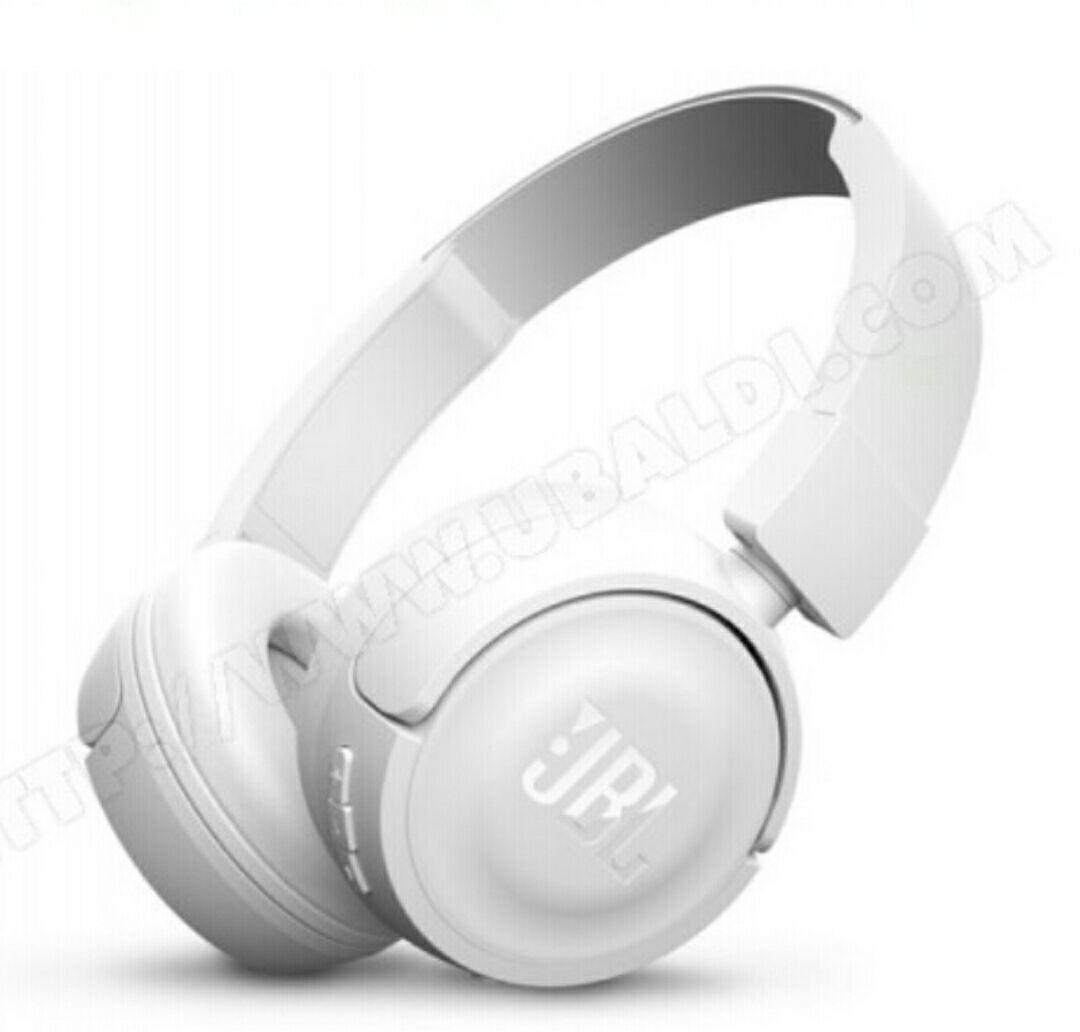 Casque audio sans-fil JBL T450BT - blanc ou bleu