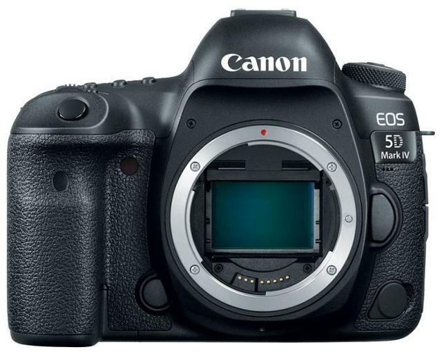 Appareil photo numérique reflex Canon EOS 5D Mark IV - 30.4 MPix, CMOS chez Interdiscount (frontaliers Suisse)