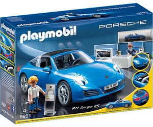 Jouet Playmobil Porsche 911 Targa 4S (5991) au Carrefour Market Cruseilles (74)