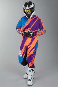 Tenue de Cross Alias A2 Tiger Violet