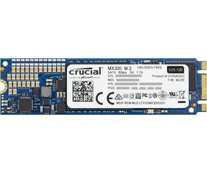 Sélection de SSD Crucial MX300 en Promotion - Ex :Type M2 (525 Go)