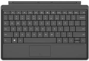 Clavier Type Cover tablette Microsoft Surface (QWERTY)