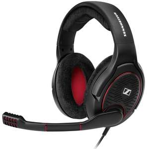 Casque audio Sennheiser Game One - noir
