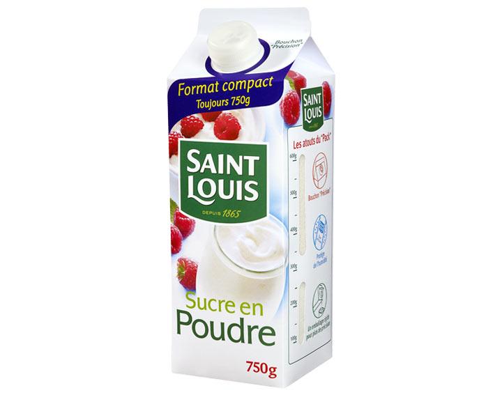 Lot de 3 Packs de Sucre Saint Louis - 750g (Via Shopmium) - Montreuil (93)