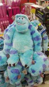 Peluche Monstres Academy Sully Spinmaster 50 cm