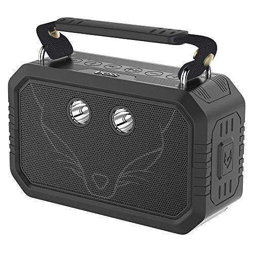 Enceinte Sans-fil Doss Traveler Noir - Bluetooth (Vendeur Tiers)