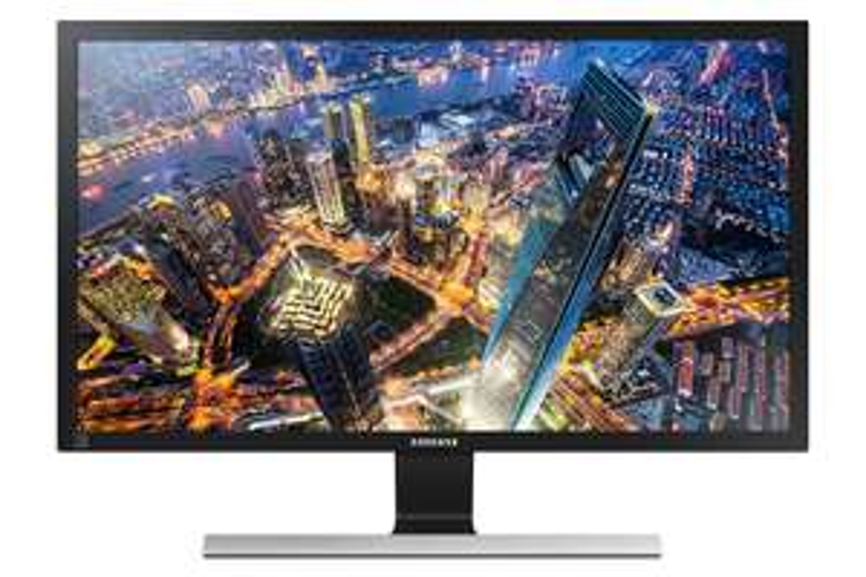 """Sélection d'écrans Samsung en promotion - Ex : Ecran PC 28"""" Samsung U28E590D - 4K UHD, FreeSync, LED, 1 ms"""