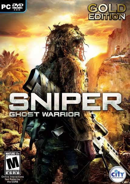 Sélection de jeux PC (Dématérialisé - Steam) en promotion + Fist of Jesus offert - Ex: Sniper Ghost Warrior: Gold Edition
