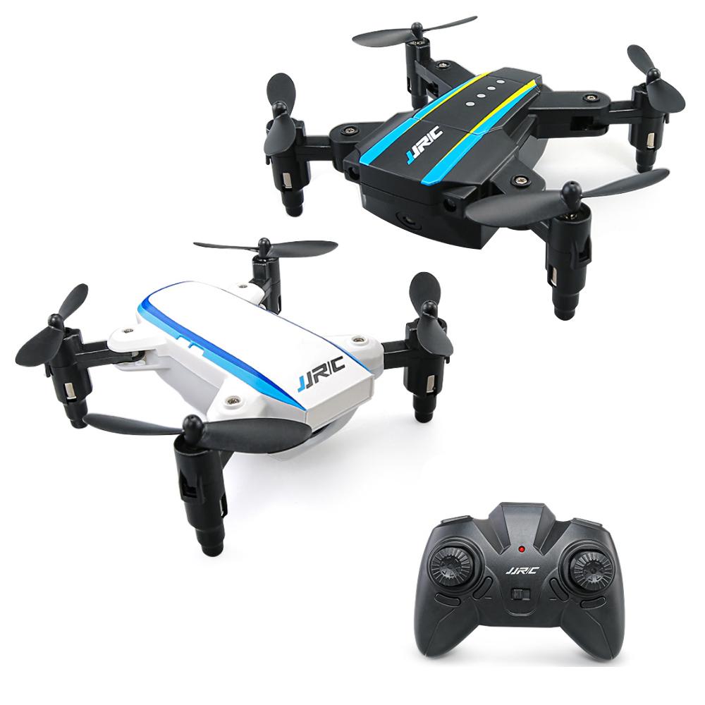 2 Mini Drones Quadcopter JJRC H345 JJI & JJII - 2.4 GHz 4CH 6 Axes (Pliables)
