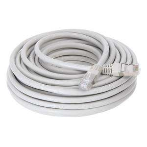Câble Ethernet RJ45 Continental Edison - FTP, cat. 6, 15 m