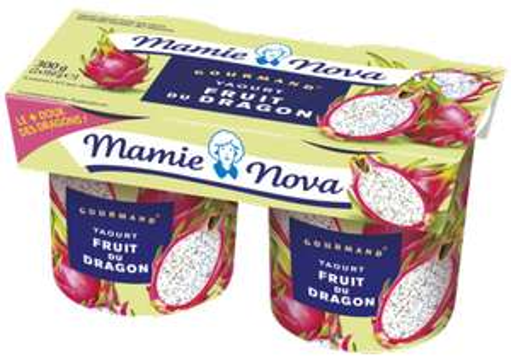 Yaourts de Mamie Nova - 2x150g - Avenir (93)