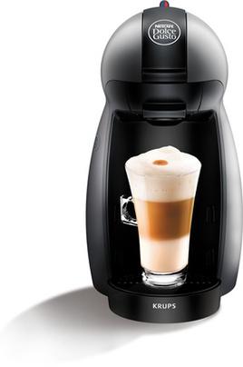 Machine à expresso Nescafé Krups Dolce Gusto Piccolo - Anthracite (Avec ODR 10€)