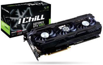 Carte graphique Inno3D GeForce GTX 1080 Ti iChill X3 (11 Go) + Destiny 2 sur PC (dématérialisé)