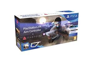 Kit PS VR - Aim Controller + Farpoint