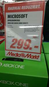 Console Microsoft Xbox One en magasin