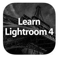 Application Learn Lightroom 4 gratuite sur iOS (au lieu de 5.99 €)