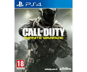 Sélection de produits en promotion - Ex : Call of Duty : Infinite Warfare sur PS4 au Carrefour Ferney-Voltaire (01)