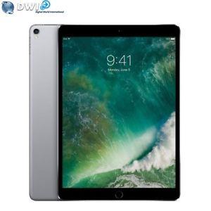 "Tablette tactile 10.5"" Apple iPad Pro - Wi-Fi, 64 Go, gris sidéral (505€ avec le code PROMO15)"