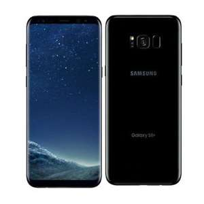 "Samsung 6.2"" Galaxy S8+ Plus G955FD Duos LTE - 64Go Midnight Black (529.99€ via code promo ebay)"