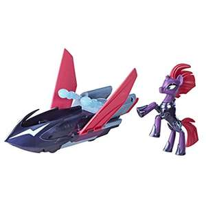 Jouet My Little Pony Guardians Of Harmony - Tempest Shadow + Véhicule