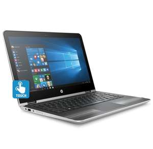"PC Portable Convertible 13.3"" tactile HP Pavilion x360 13-U111NF - HD, i5-7200U, HDD 1 To, RAM 4 Go, Windows 10"