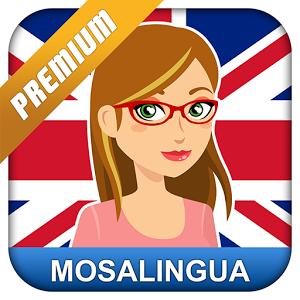 Application Mosalingua : Apprendre l'anglais rapidement Gratuite sur iOS et Android (Au lieu de 5,49€)