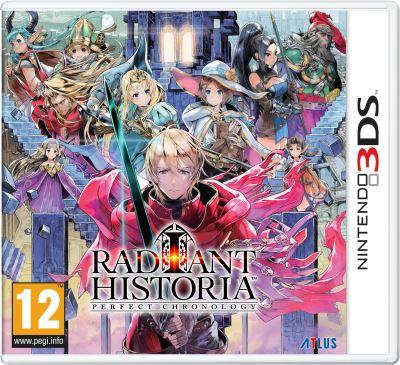 [Précommande] Radiant Historia Perfect Chronology Nintendo 3DS(+ 10€ offerts en chèque cadeau pour les adhérents)