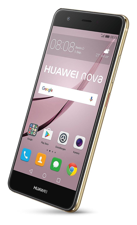 "[Cdiscount à volonté] Smartphone 5"" Huawei Nova Or - Full HD, Snapdragon 625, RAM 3 Go, ROM 32 Go, Double SIM"
