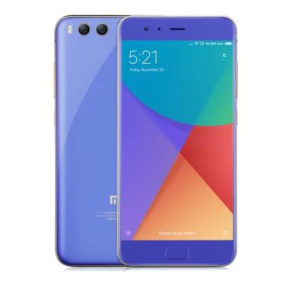 "Smartphone 5.15"" Xiaomi Mi6 Bleu - Snapdragon 835, RAM 4 Go, ROM 64 Go (Sans B20) à"