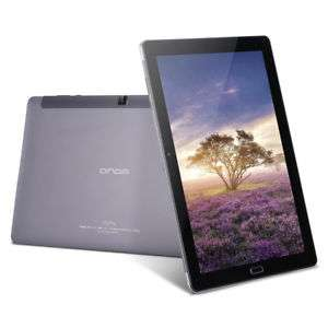 "Tablette 10.1"" Onda V10 Pro  Quad-core MTK 8173, RAM 4Go, 32Go, Android 6.0 (84.99€ avec le code PROMO15)"